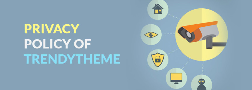 Privacy Policy of TrendyTheme