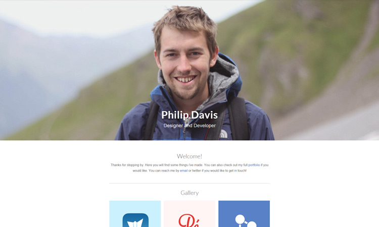 20 best free html resume templates by trendy theme