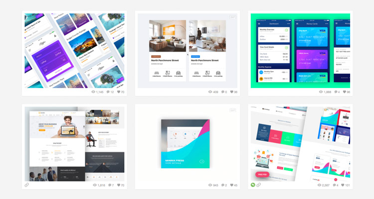 15 best web design trends in 2017 trendy theme