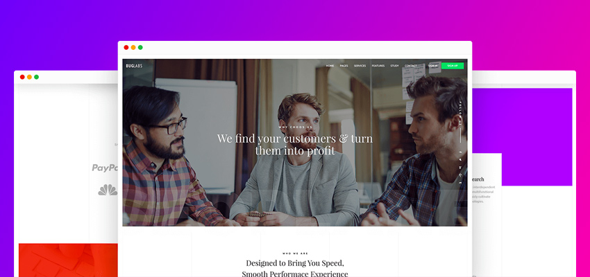 Meet Bug Labs |  Awesome Responsive HTML5 Template