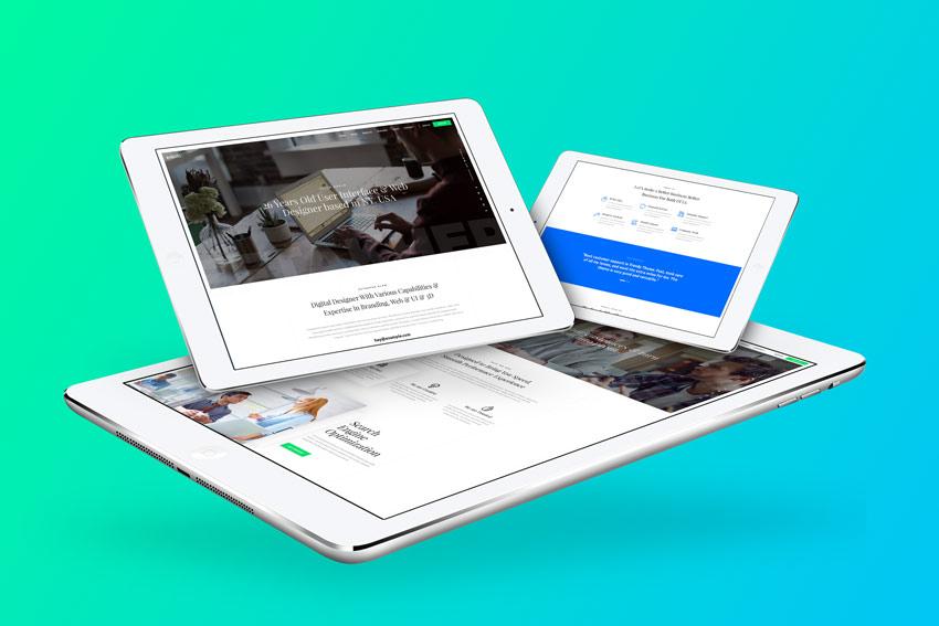 Premium HTML5 Template