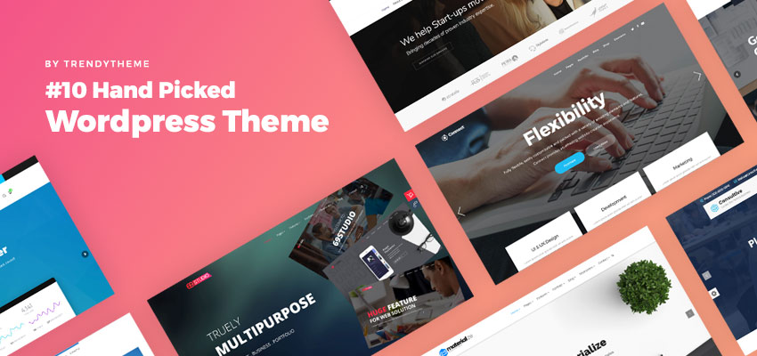 10 Best Corporate, Agency & Business WordPress Theme of 2017