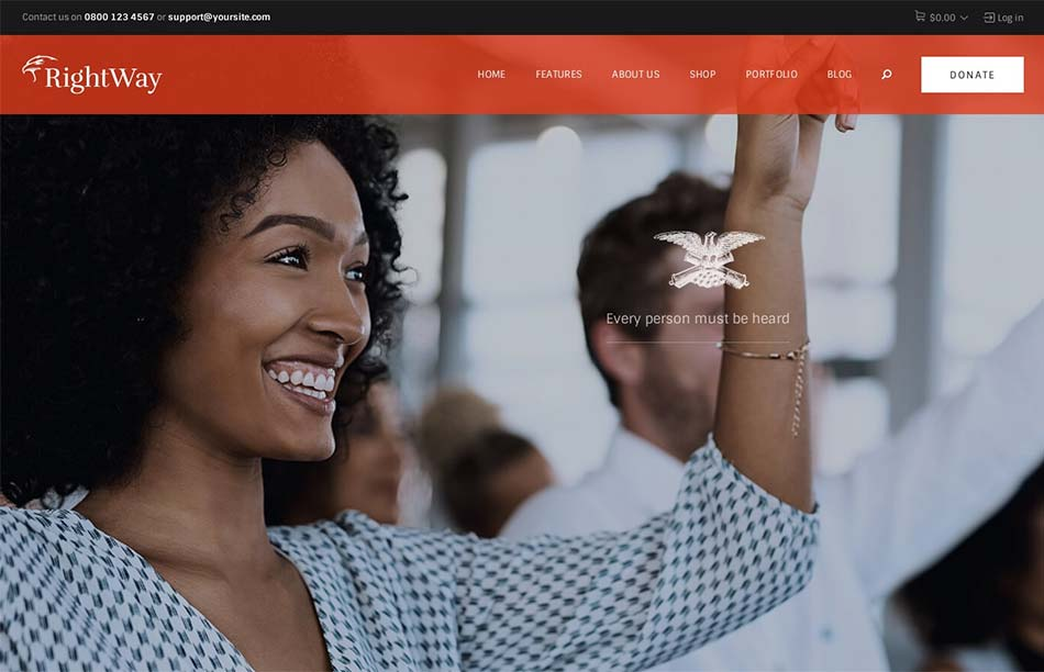 Best Political WordPress Themes