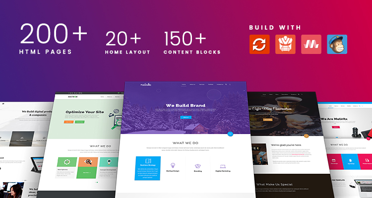 Biggest Material Design Kit